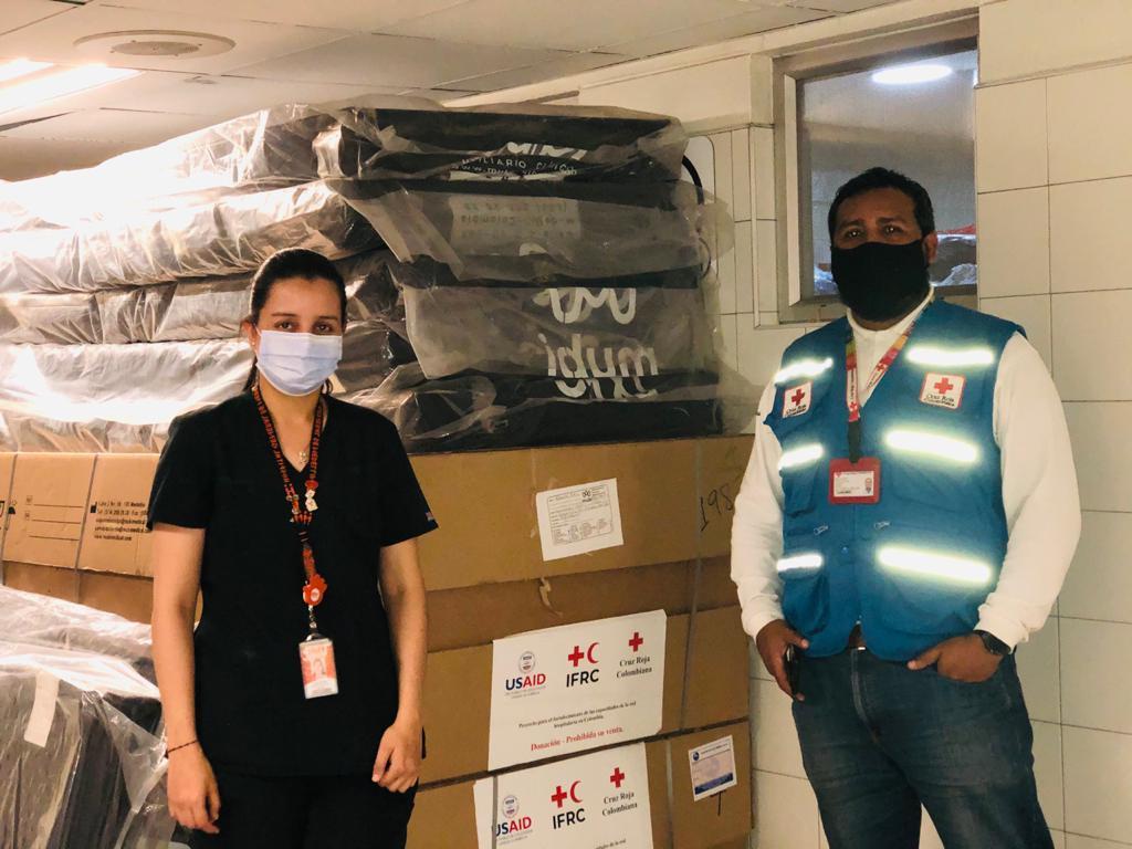 Medellín recibe donación internacional para fortalecer la red hospitalaria