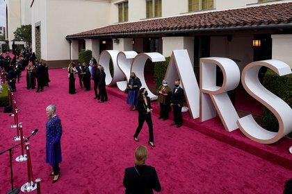 Ganadores Premios Oscar 2021
