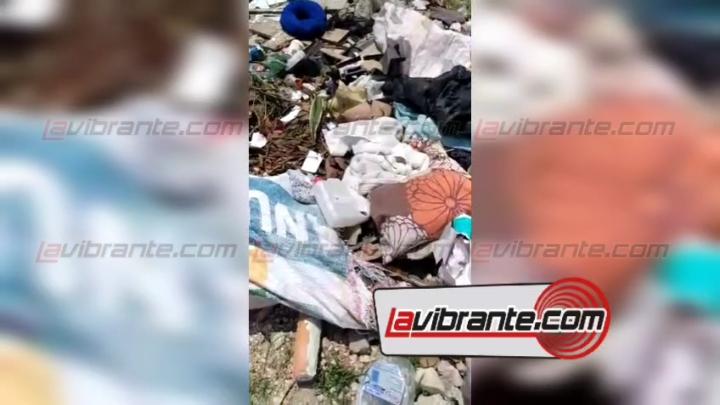 Polémica en Puerto Colombia por aumento de desechos clínicos infectados de Covid-19 en un solar – @somostriplea – @gobatlantico – @alcptocolombia