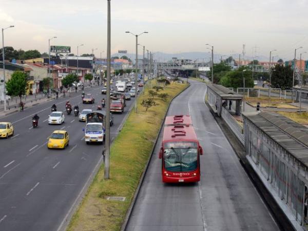 Se mantiene el pico y placa en Bogotá