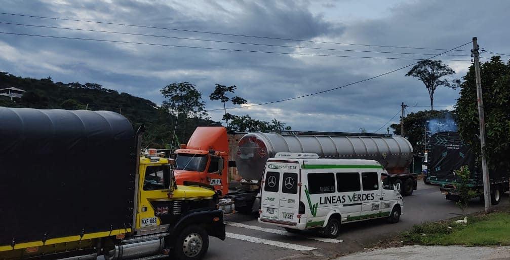Se abrirá corredor vial para el ingreso y abastecimiento de alimentos en los departamentos del Caquetá, sur del Meta, Huila y Putumayo.