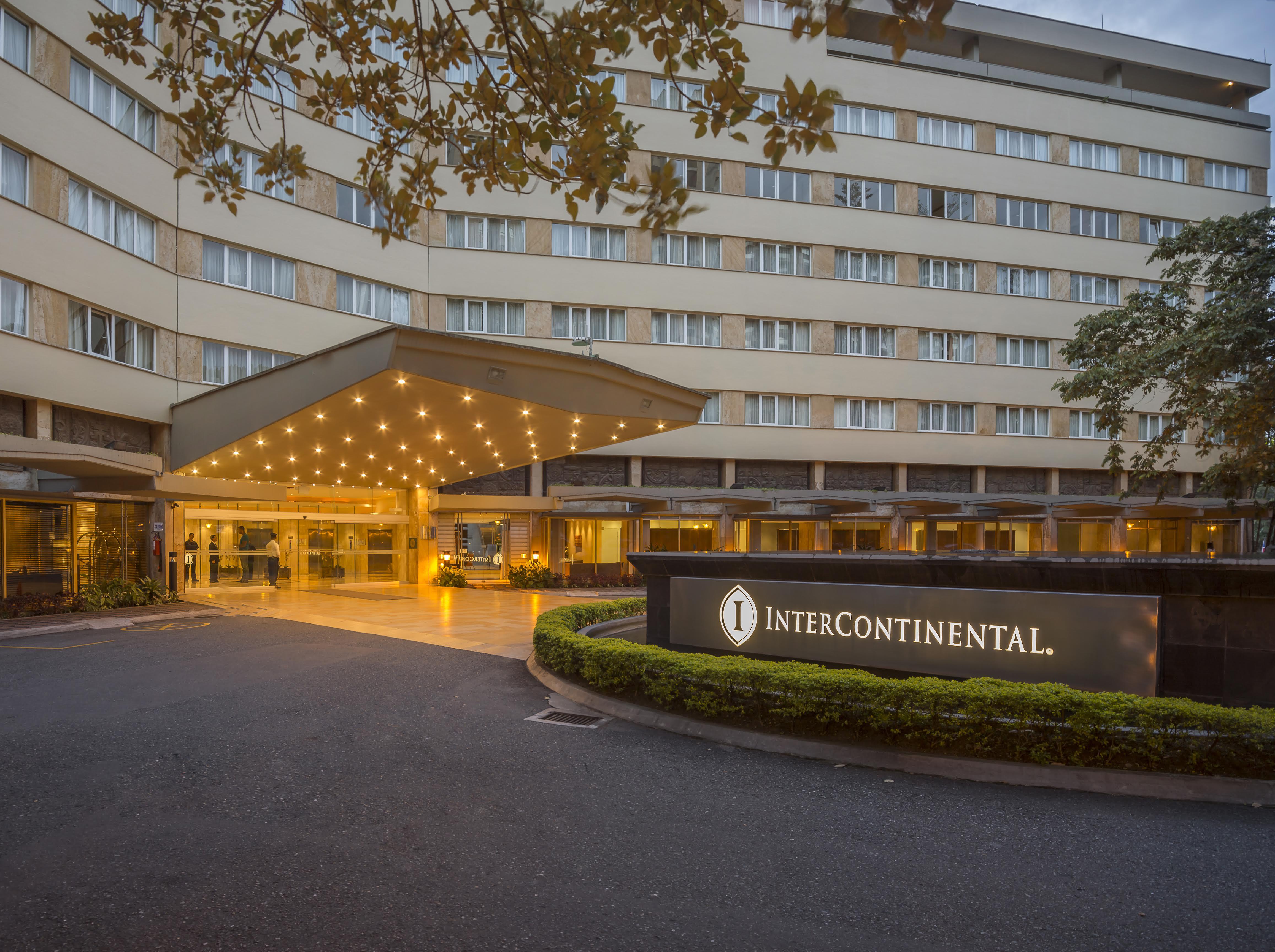 """InterContinental Medellín, hotel insignia de la capital antioqueña dentro de los hoteles """"all inclusive"""" en Colombia"""