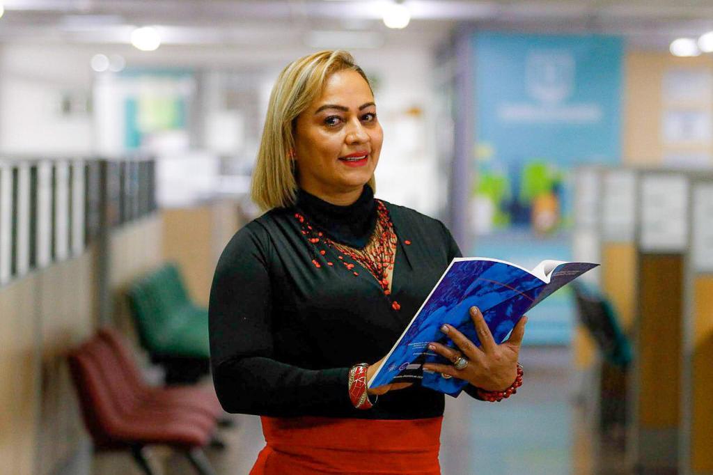 Luz Marina Giraldo Cristancho asume en propiedad el cargo de secretaria de Educación de Manizales