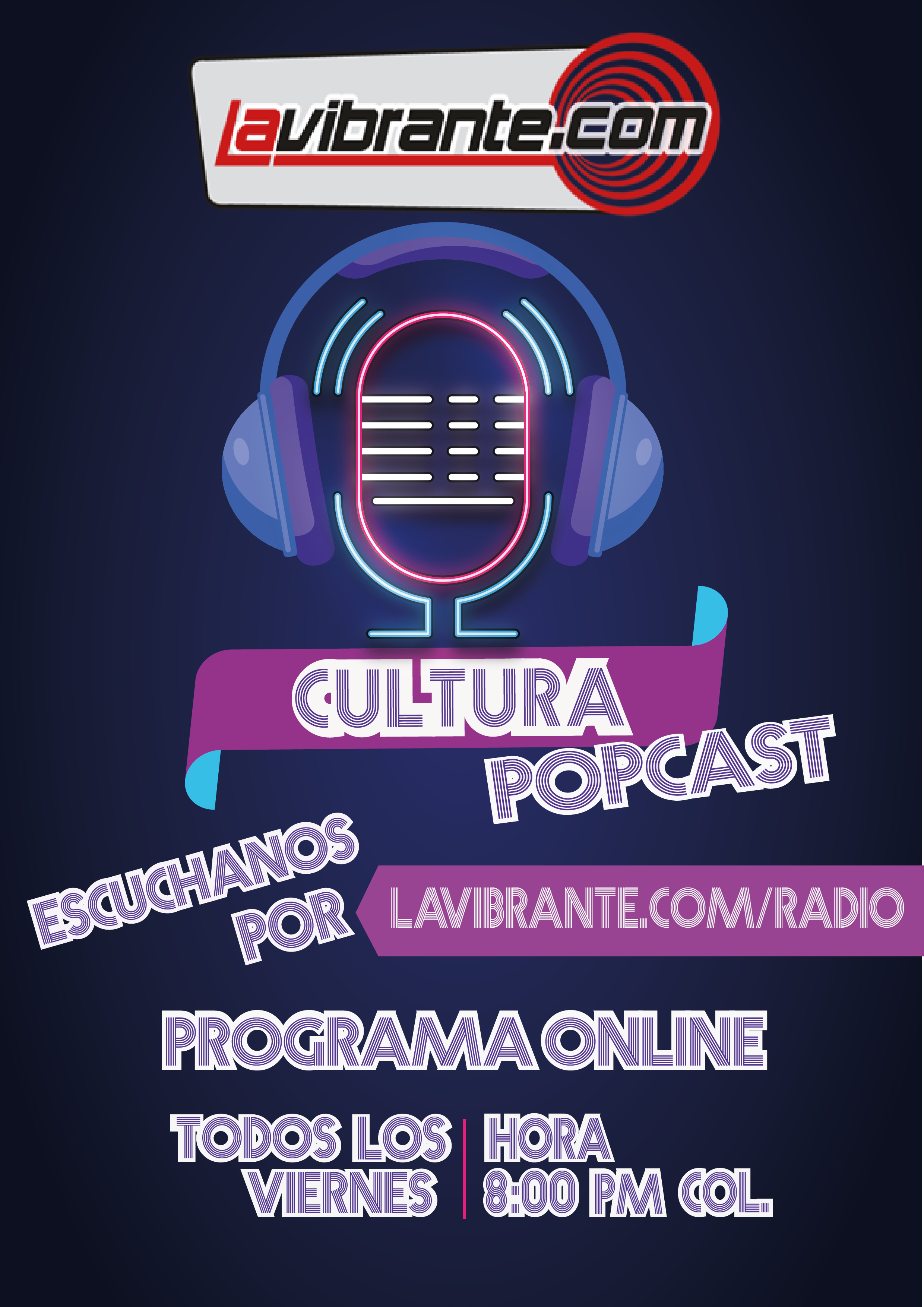 PROMO-CULTURA POPCAST NUEVO