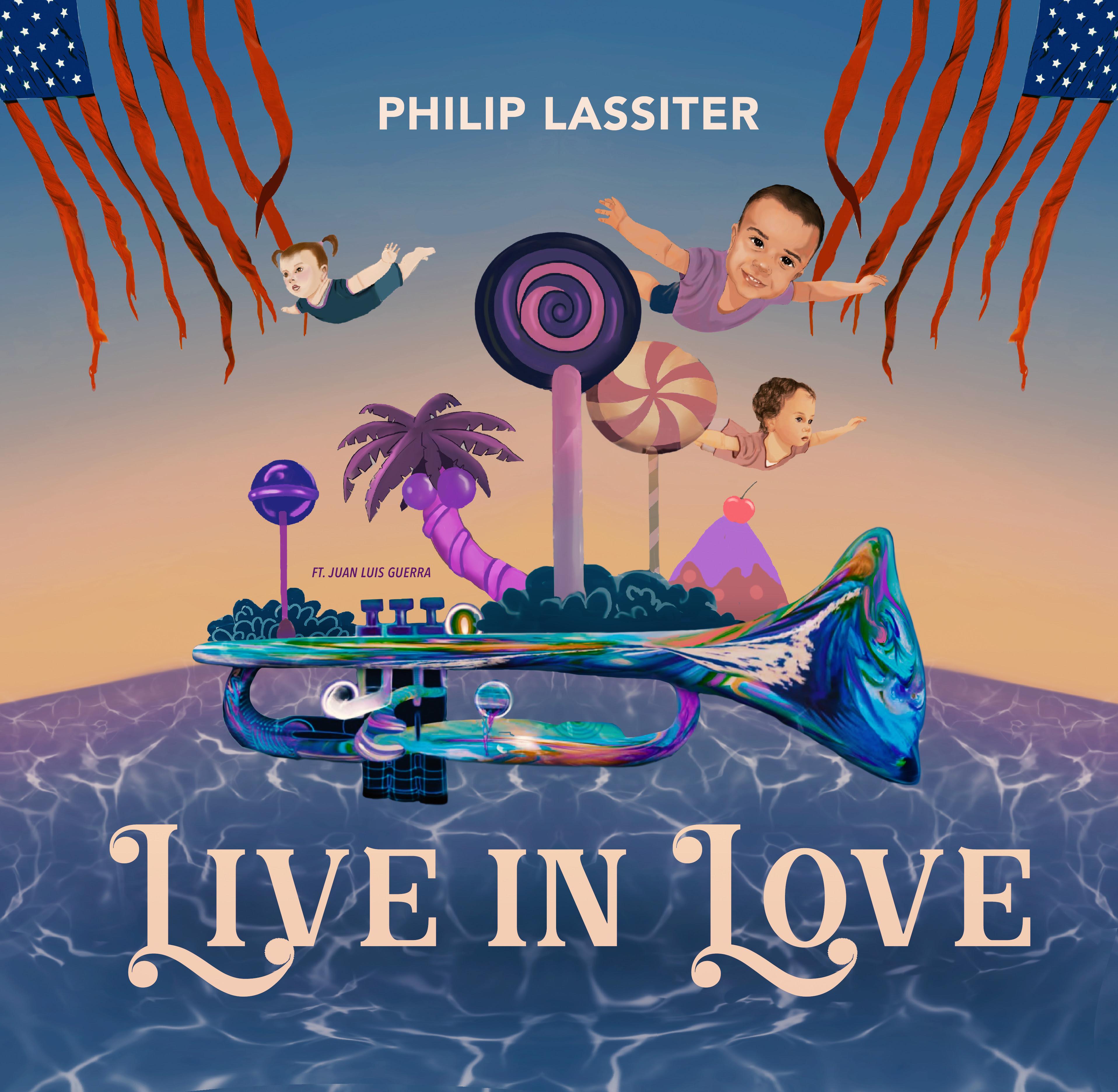 Philip Lassiter, Josje y Juan Luis Guerra se unen para presentarnos «LIVE IN LOVE»