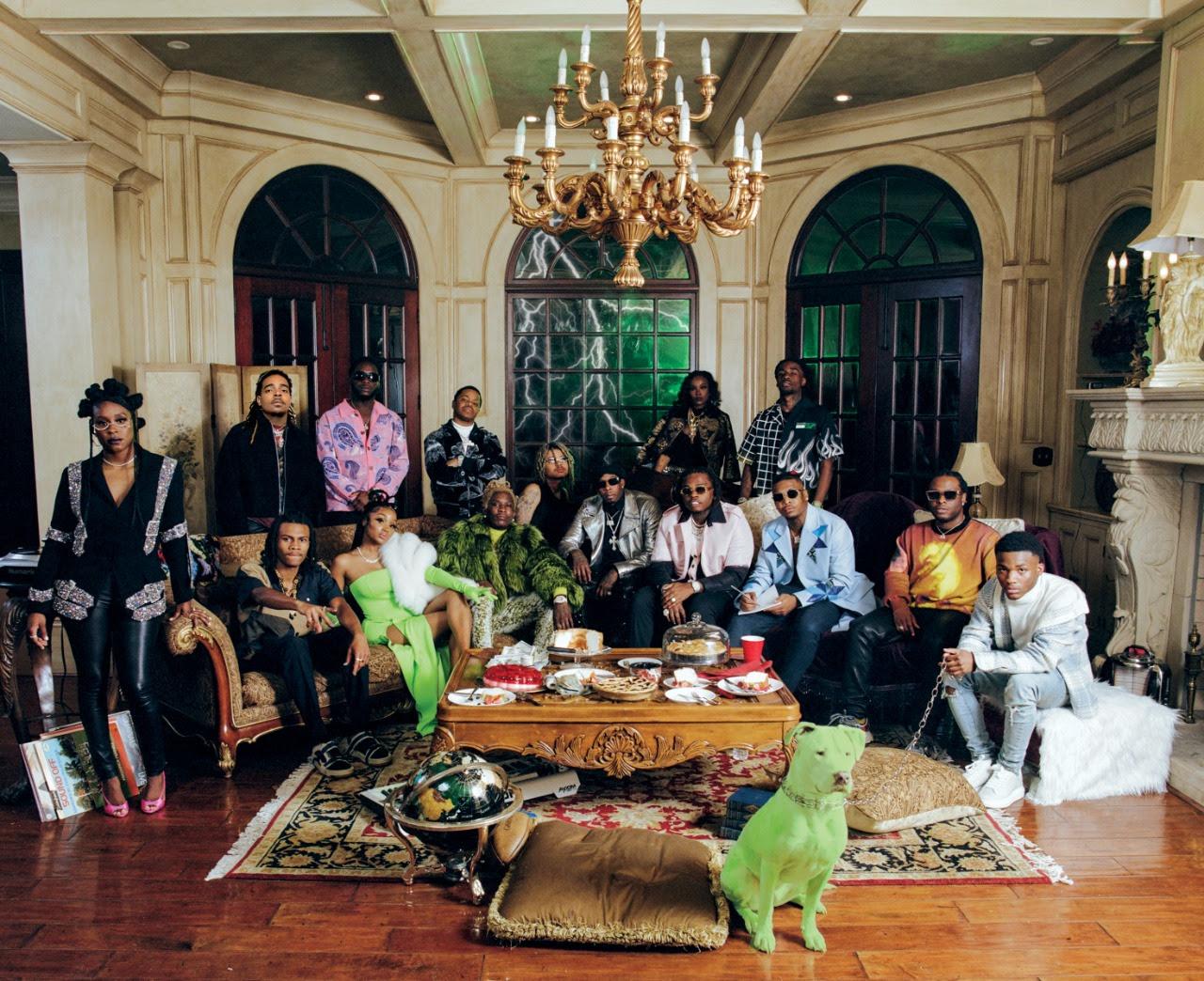 "Slime language 2"" de young thug es #1 en el chart de Rolling Stone"