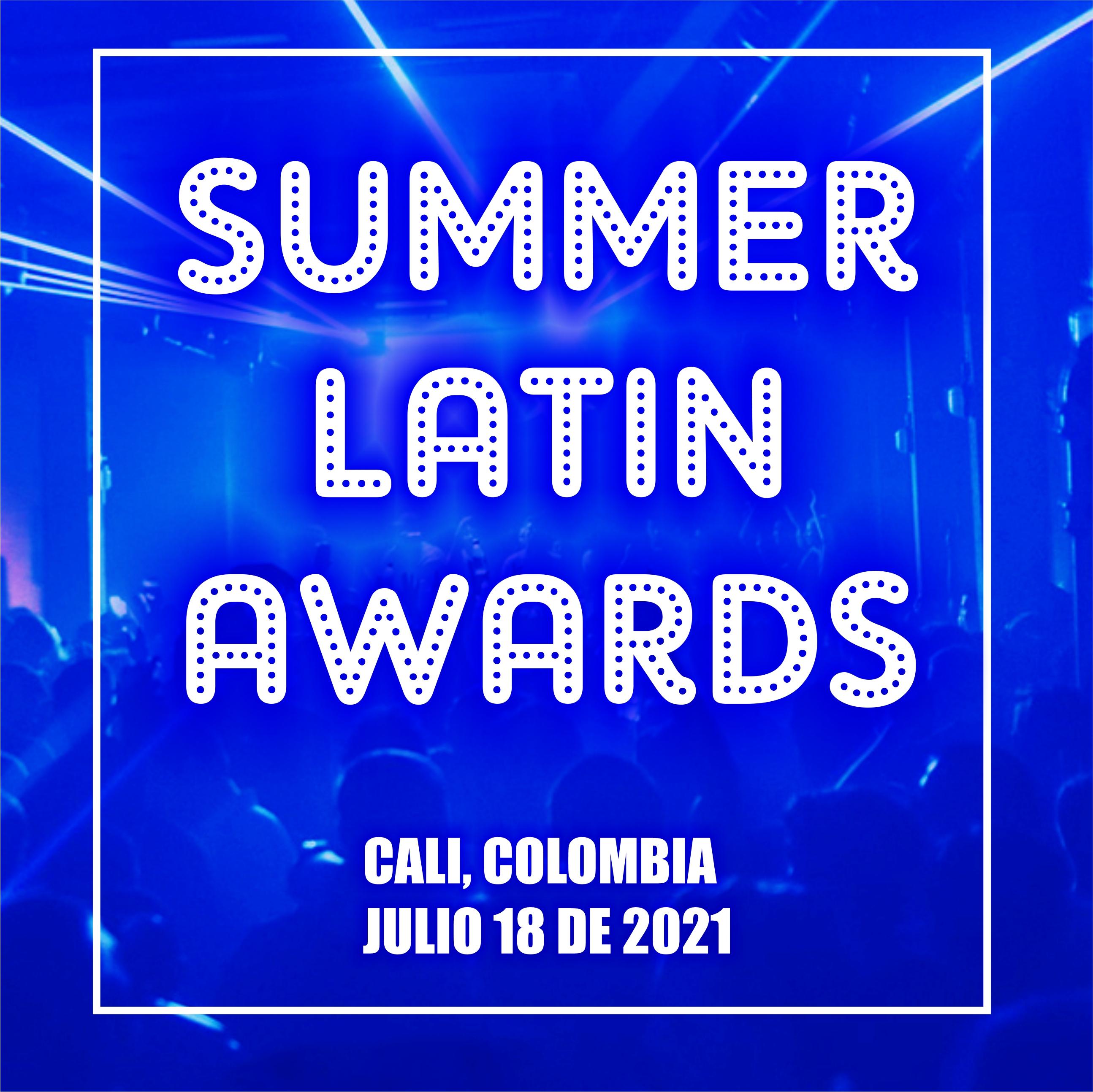 Summer Latin Awards en Cali