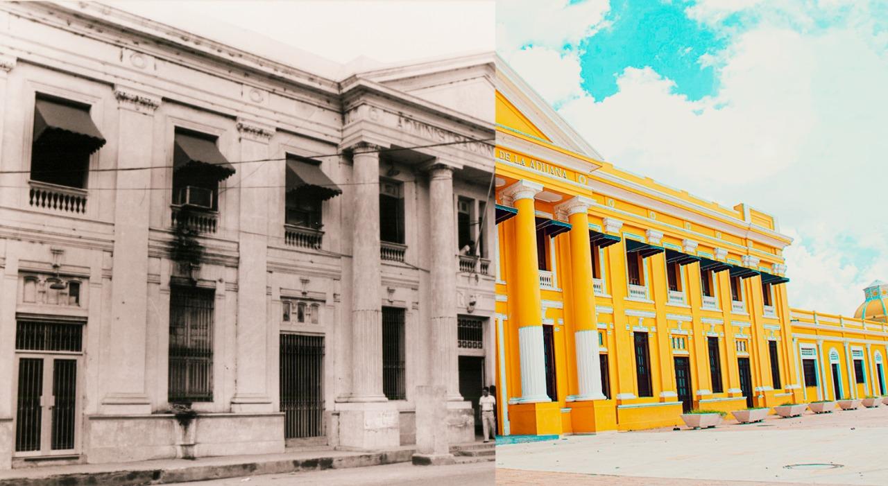 @gobatlantico exalta los 100 años de La Aduana como referente histórico del Atlántico
