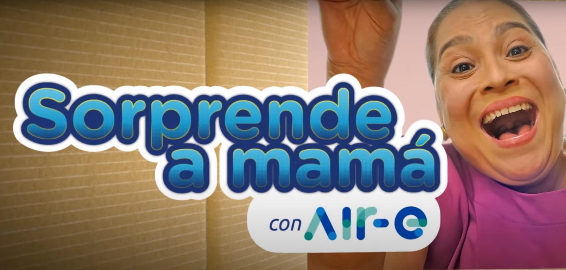 Plan especial de Air-e por el mes de las madres – @Aire_Energia
