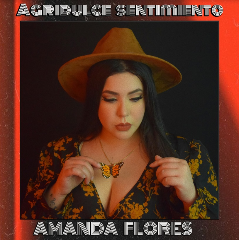 "Amanda lanza video musical de ""Agridulce sentimiento"""