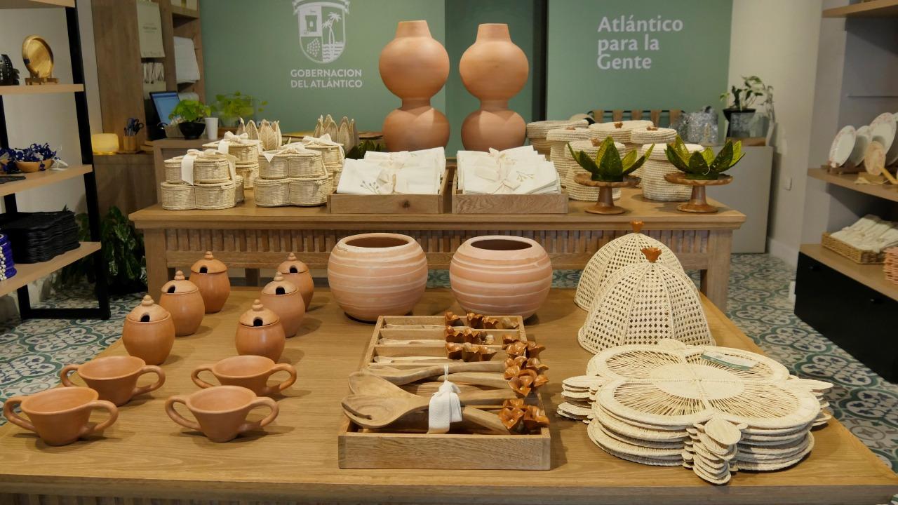 Artesanos del Atlántico presentan su nueva colección inspirada en la vida – @gobatlantico