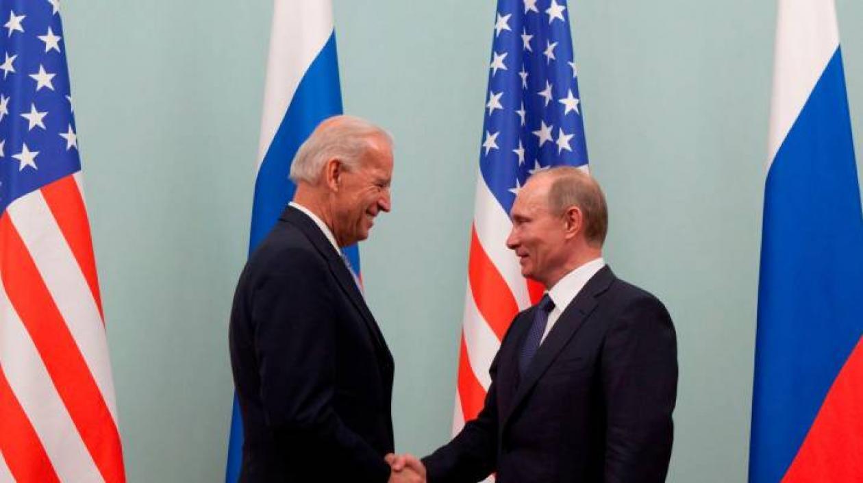 Joe Biden y Vladímir Putin se reunirán en Ginebra el 16 de junio