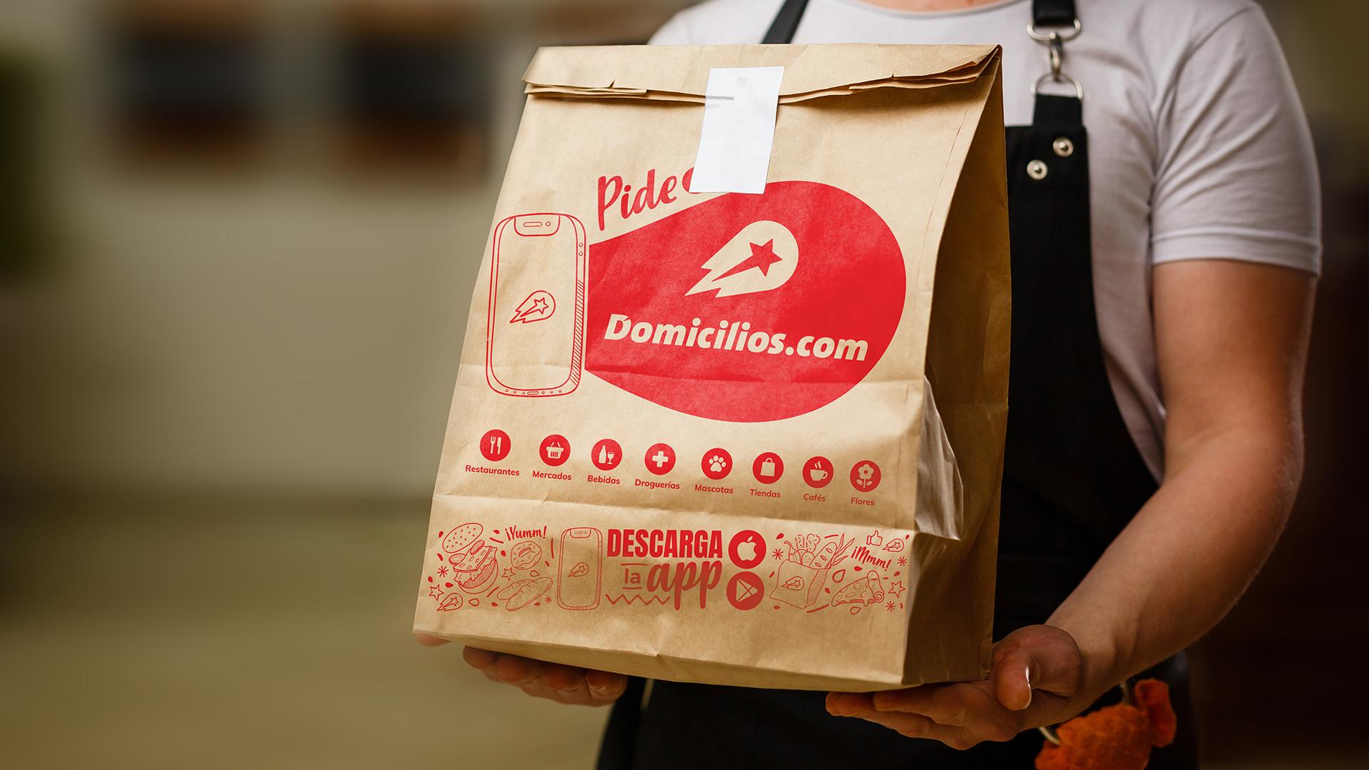 Domicilios.com, la app que cambió la forma de pedir comida hace 14 años