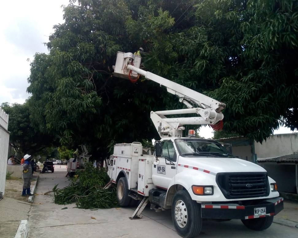 Labores de mantenimiento en Sabanagrande, Santo Tomás y Palmar de Varela este 13 de mayo – @aire_energia