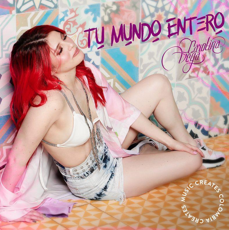 """""""Tu Mundo Entero"""", un amor incondicional de Caro Vega"""