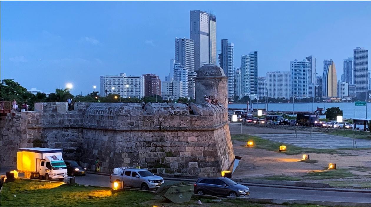Prolongan toque de queda en Distrito de Cartagena hasta el próximo 17 de mayo
