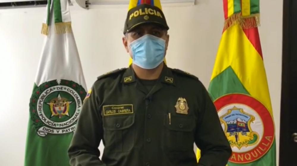 289 peleas y 314 comparendos en Barranquilla durante el fin de semana