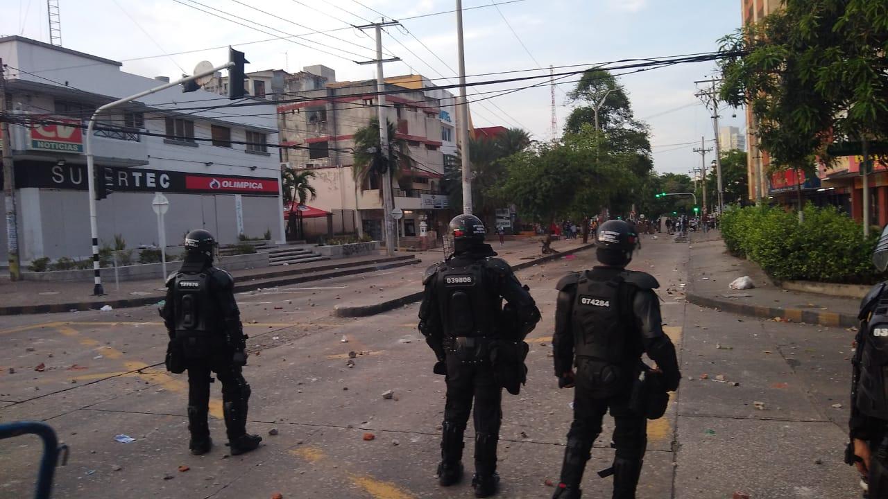 """@JaimePumarejo: """"Un grupo pequeño no le puede imponer condiciones a Barranquilla"""""""