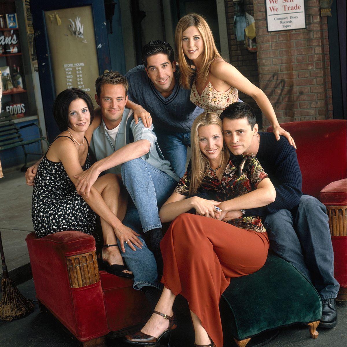 """La icónica serie """"Friends"""" regresa a la televisión con la reunión de todo su elenco."""