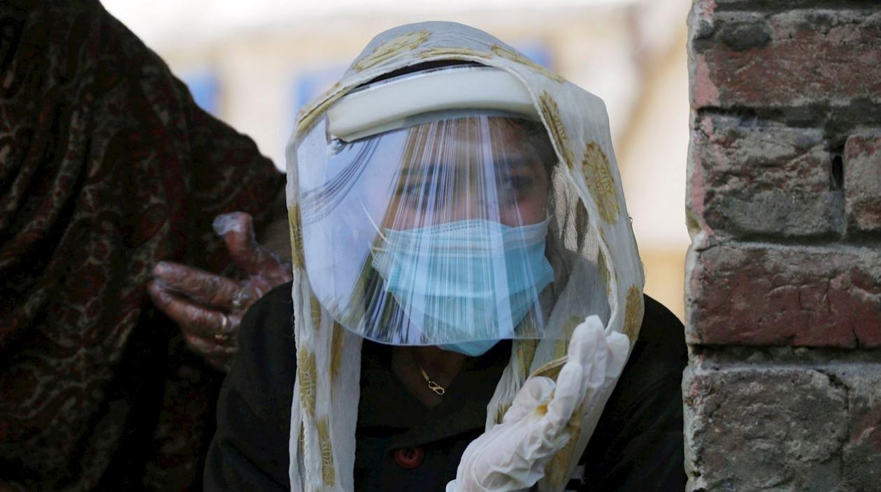 India superó los 28 millones de contagios por COVID-19
