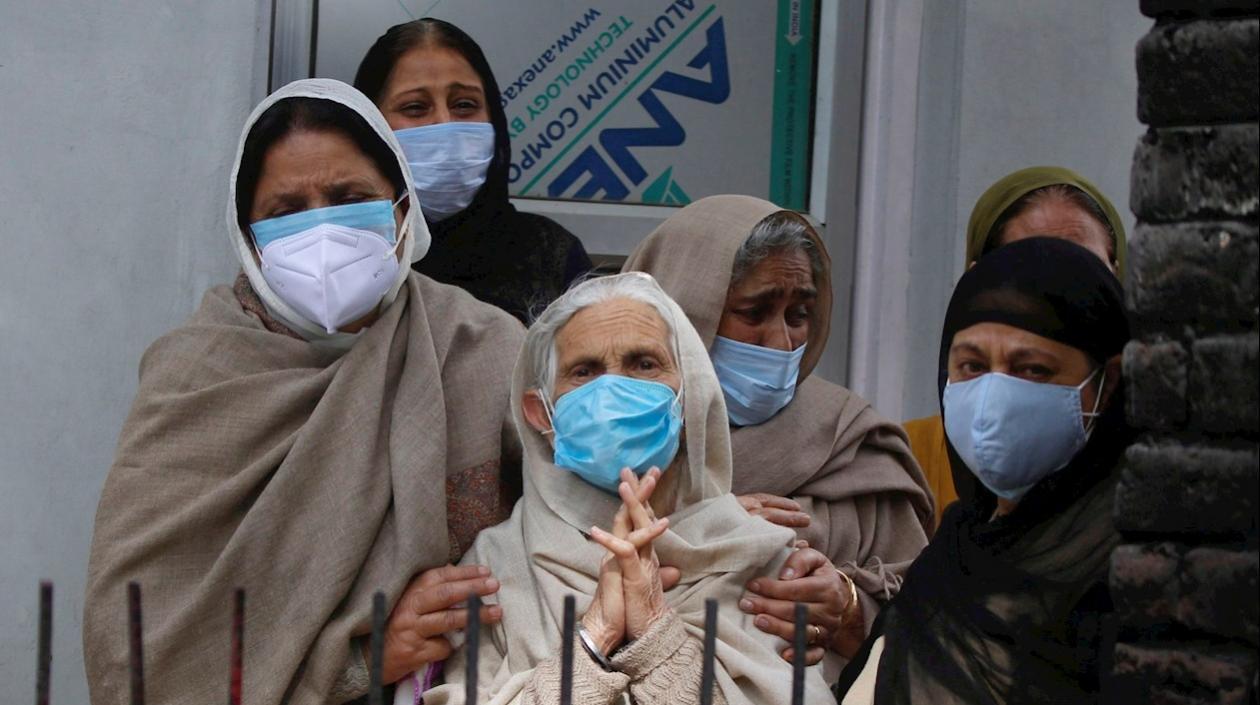 La variante india del Coronavirus ya ha sido detectada en más de 60 países