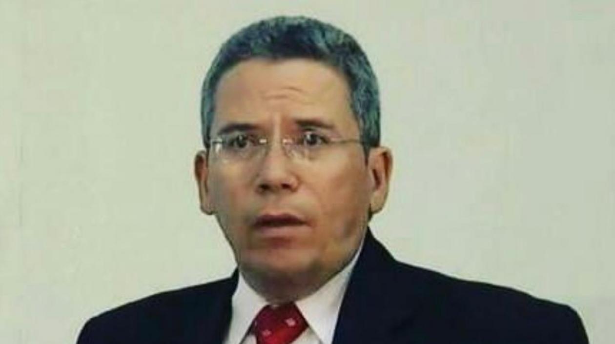 Jairo Contreras, rector (e) de la Universidad del Atlántico – @udeatlantico
