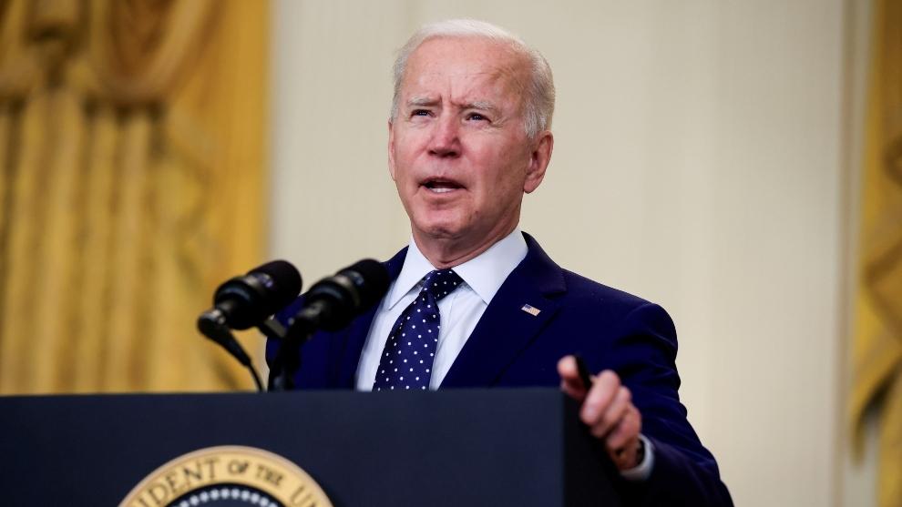 Joe Biden: «La evacuación de Afganistán fue una misión de piedad y no de guerra»
