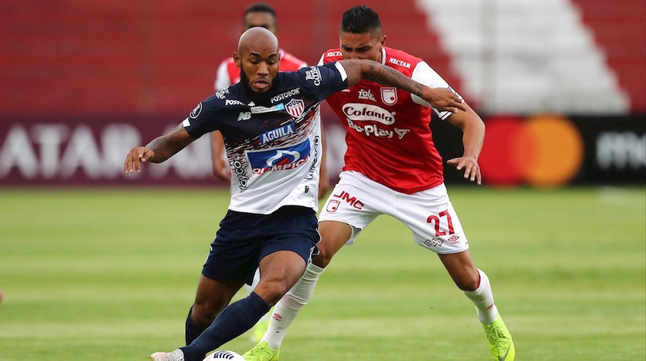 Arrancan las semifinales de la liga colombiana: Junior recibe en Barranquilla a Millonarios