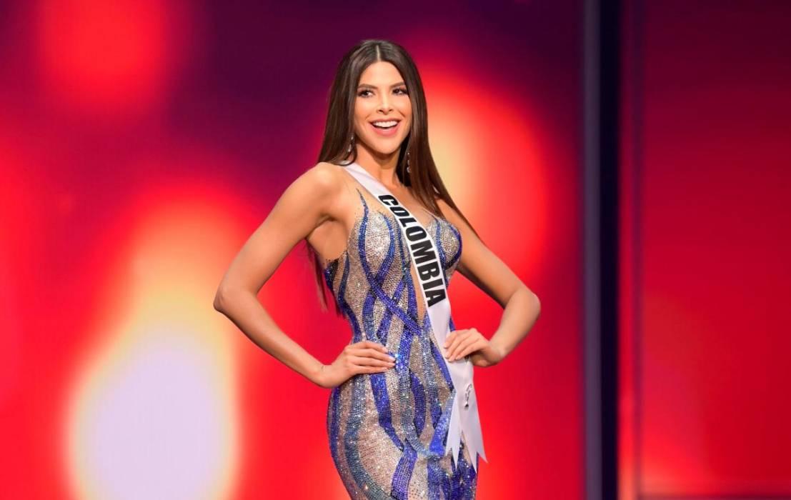 Colombia no logra clasificar a las 10 y culmina su participación en Miss Universo