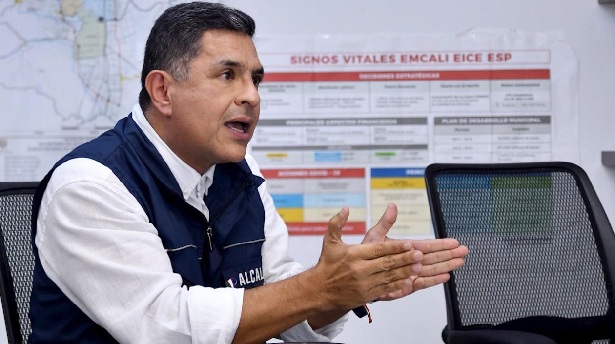 Fiscalía investiga a alcalde de Cali por prevaricato en disturbios del Paro Nacional