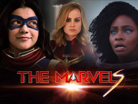 Marvel Studios ya cuenta con la reemplazante perfecta para Brie Larson como Capitana Marvel
