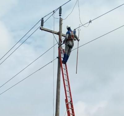 Habrá cortes de luz por adecuaciones de redes en los barrios Recreo y La Victoria de Barrnquilla – @Aire_Energia