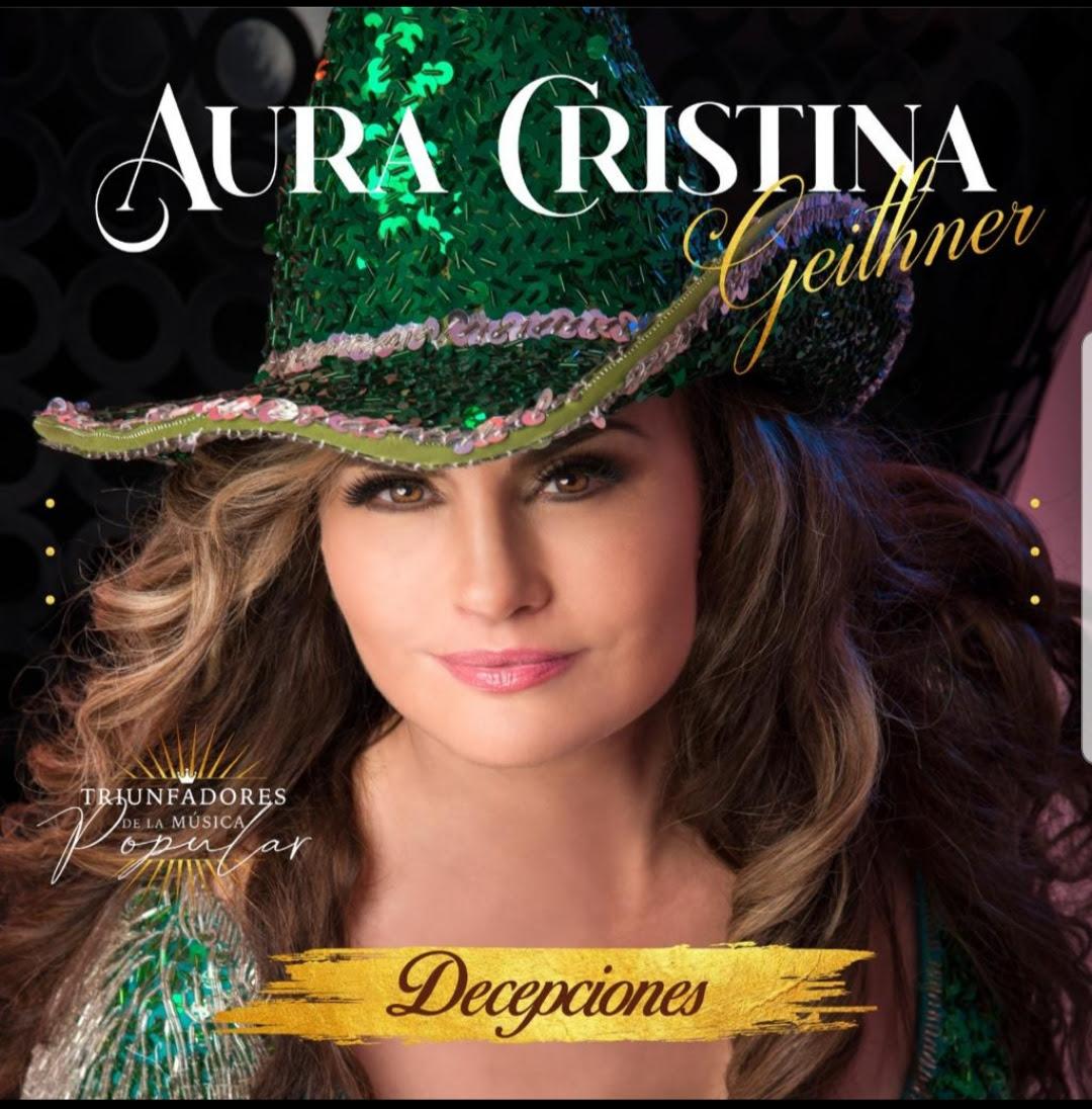 """""""Decepciones"""", el regreso de Aura Cristina Geithner"""