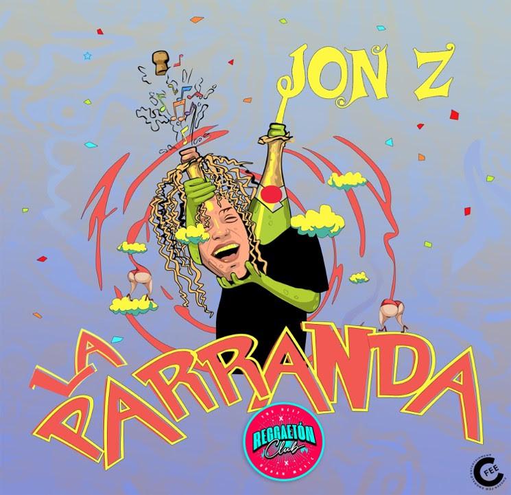 """Jonz presenta su nuevo sencillo """"la parranda"""""""