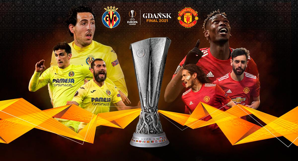 Villarreal y Manchester United disputarán la final de la UEFA Europa League