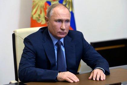"""Vladimir Putin tiene Coronavirus, pero """"tiene anticuerpos gracias a la vacunas"""""""