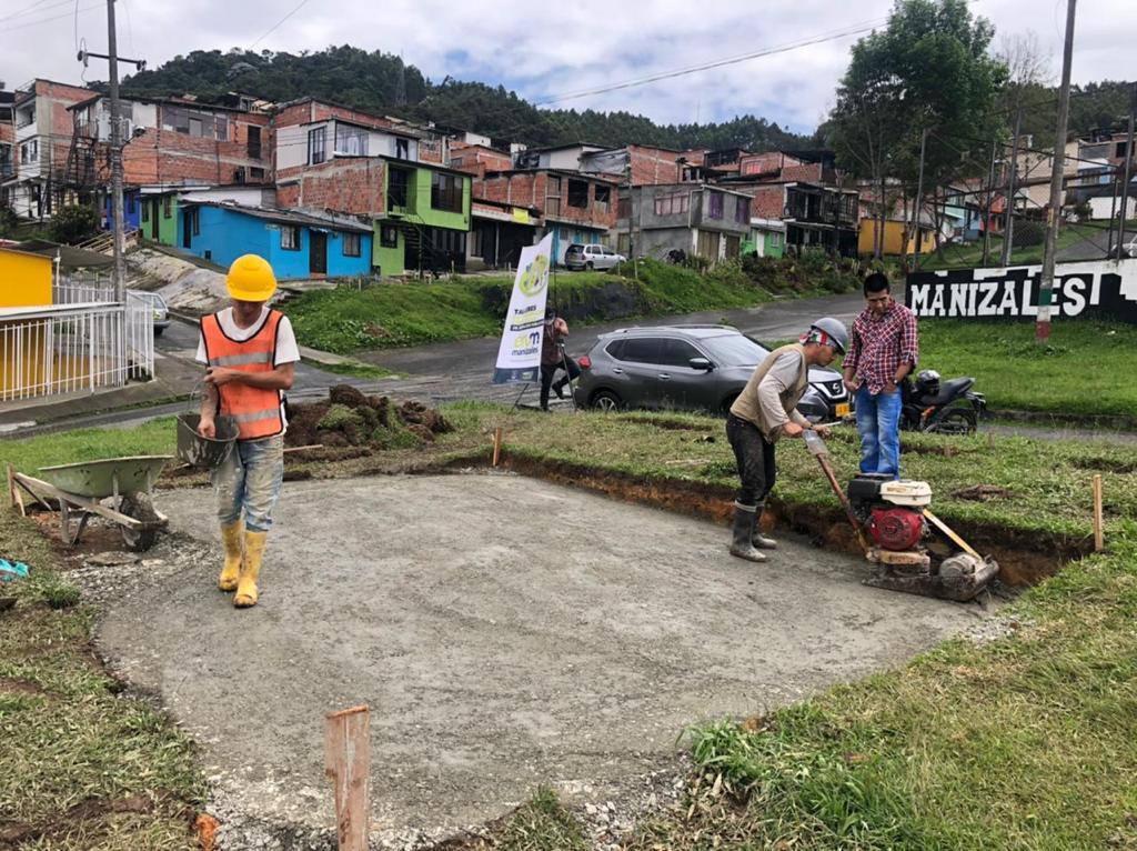 27 zonas de Manizales se convertirán en espacios de esparcimiento y recreación – @CiudadManizales