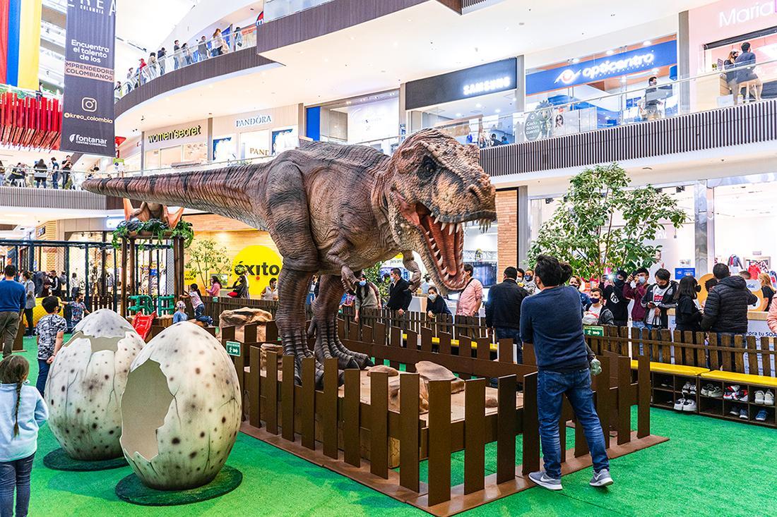 Fontanar Centro Comercial un lugar ideal para el entretenimiento completo de la familia