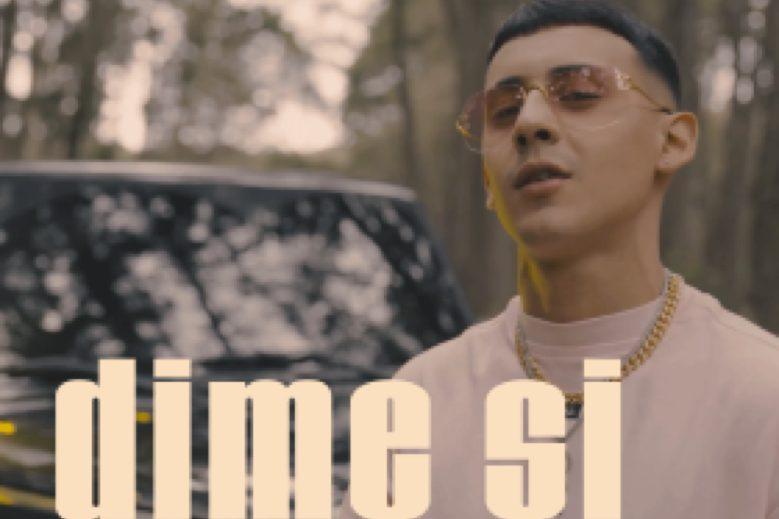 """Camilo Sossa presenta su nuevo sencillo """"DIME SI"""""""