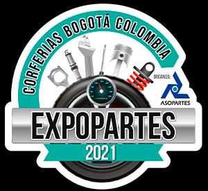 Asopartes realizará Expopartes 2021 en su edición virtual del 11 al 13 de agosto