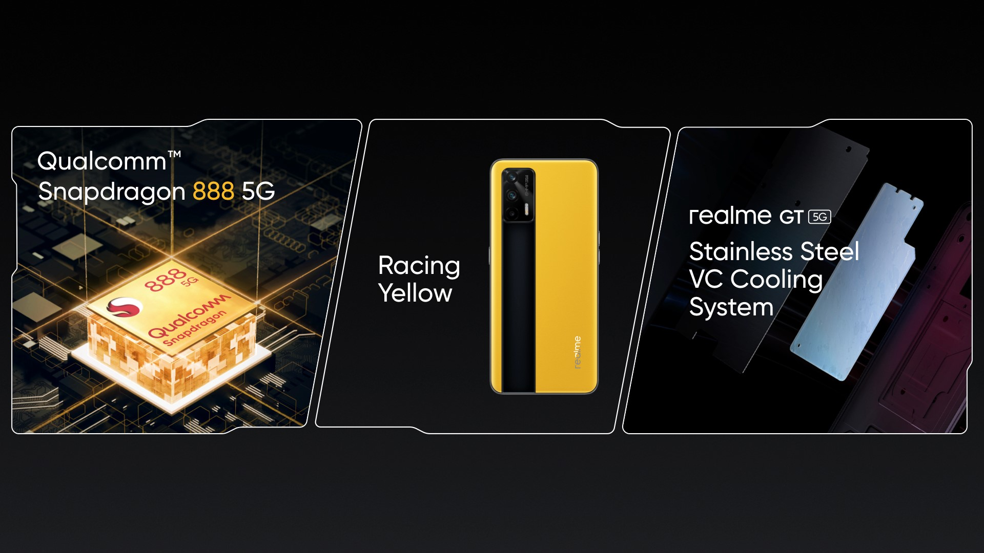 Realme anuncia el lanzamiento global del realme GT y estrategia AIoT