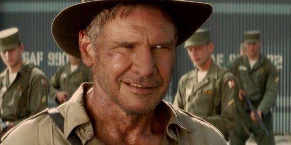 """El actor Harrison Ford se lesiona durante el rodaje de """"Indiana Jones 5"""""""