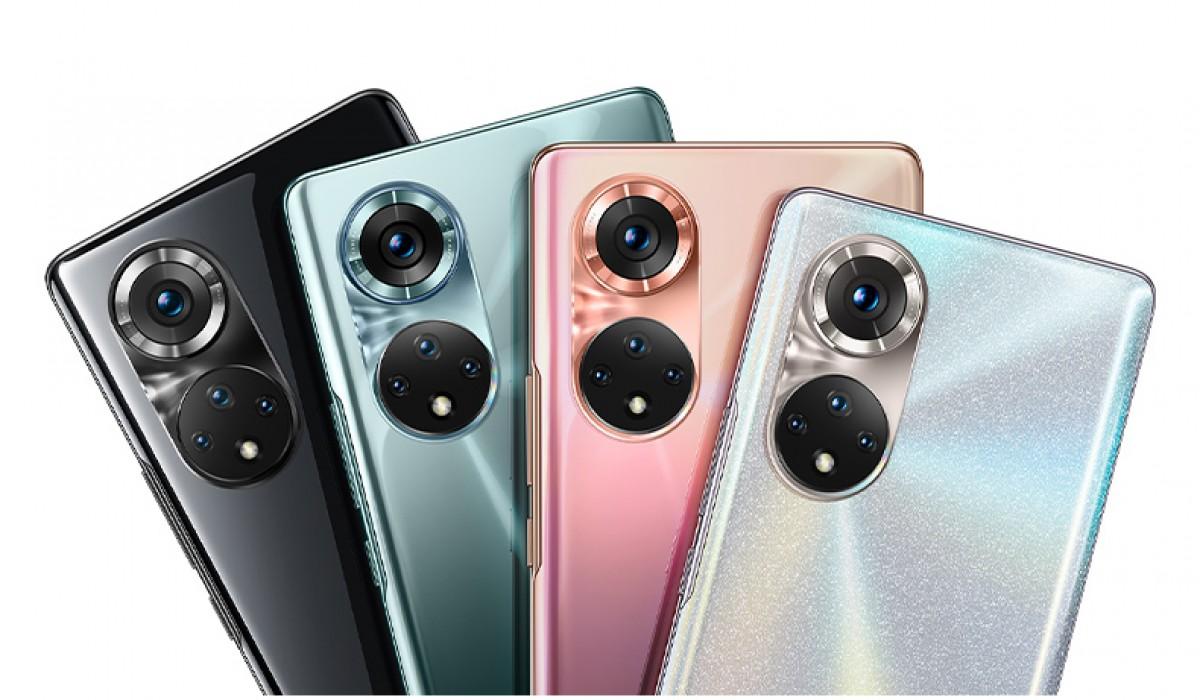 HONOR presenta la nueva Serie HONOR 50 con un diseño icónico y funciones innovadoras que impulsarán el vlogging