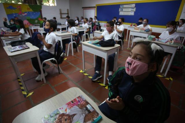 Ministerio de educación anunció nuevo regreso presencial