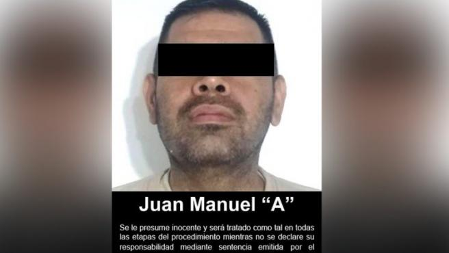 México entrega a EEUU al Rey Midas, operador financiero del Cártel de Sinaloa