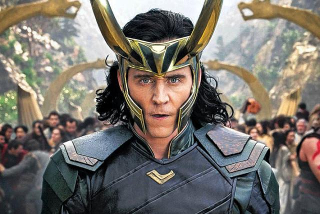 Tom Hiddleston explora la esencia de Loki en serie de Disney+