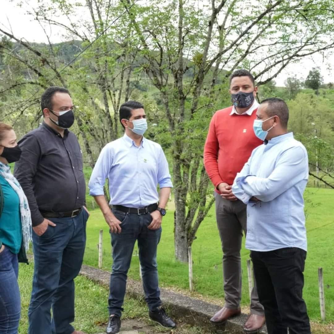 Con tecnología de punta la Gobernación de Antioquia potenciará la producción lechera en el Norte del departamento