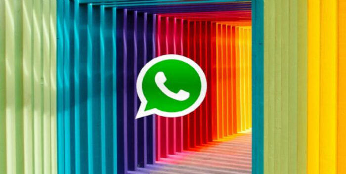 Ya puedes cambiar de color el ícono de la app de WhatsApp