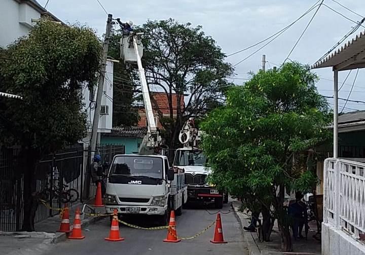 Este jueves 3 de junio Instalación de redes eléctricas para mejorar servicio de energía en La Unión y San José – @Aire_Energia