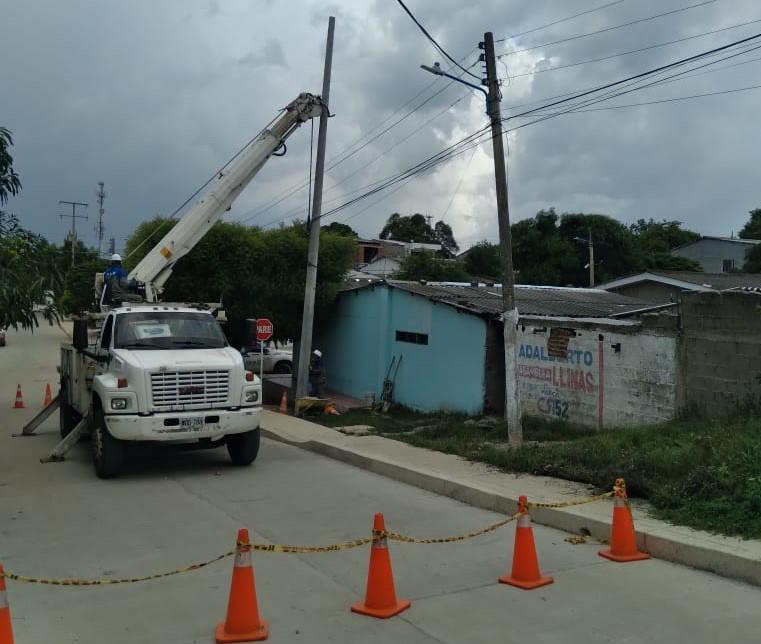 Este martes 13 de julio Trabajos de mantenimiento de redes eléctricas en sectores de Barranquilla – @Aire_Energia